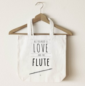 Flet - All you need is flute - Torba