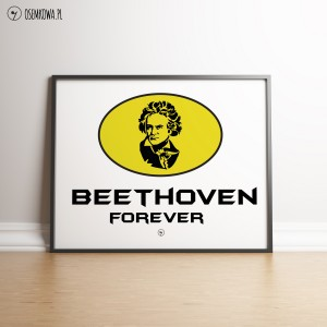 Beethoven - Beethoven forever - Plakat
