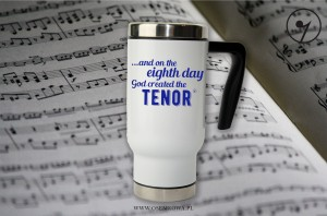 Tenor - Eighth day - Eightday - Kubek termiczny
