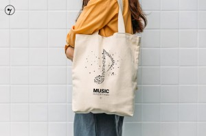 Music is everything - Torba z 2 uchami