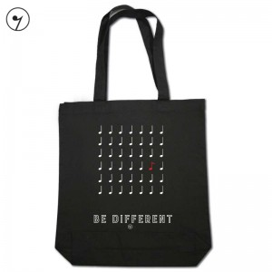 Be different - Nutki - Torba z 2 uchami