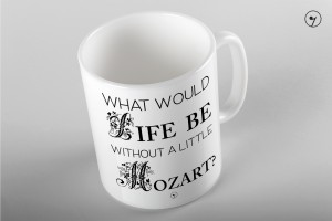 Mozart - What would life be without little a Mozart? - Kubek
