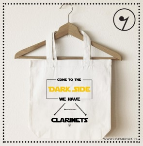 Klarnet - Dark Side Clarinet - Torba